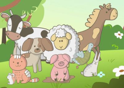 Nos amies les bêtes