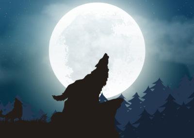 Loup y es tu ?